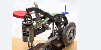 рукавная швейная машинка «Версаль»