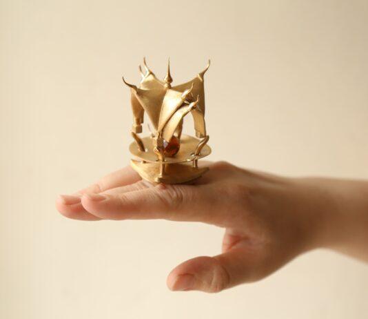 дизайнерские ювелирные украшений из золота