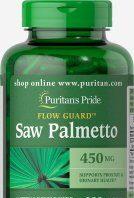 Со Пальметто способствует росту красивых, здоровых, пышных волос