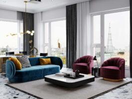 дизайн интерьера в Харькове