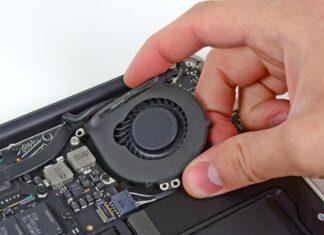 Замена и ремонт кулера ноутбука