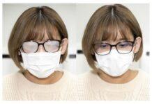 Как носить маску, чтобы очки не запотевали