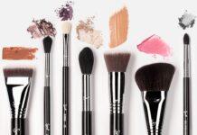 Кисти для макияжа и профессиональная косметика