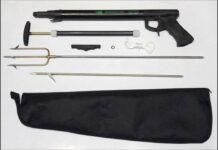 Как выбрать оружие для подводной охоты