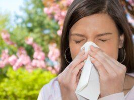 Основные причины возникновения аллергии на пыльцу